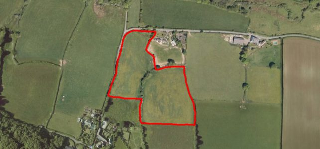 SOLD Land at Drewsteignton
